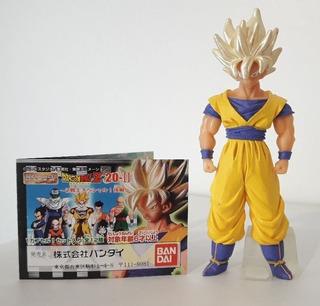 Son Goku Dragon Ball Hg 20 Bandai Original Churete