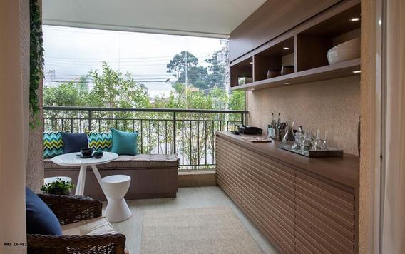Apartamento Para Venda Em São Paulo, Tatuapé, 2 Dormitórios, 1 Suíte, 2 Banheiros, 1 Vaga - Passos143_1-987662