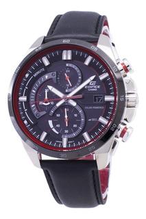 Reloj Casio Hombre Eqs-600bl-1a Solar Agente Local Belgrano