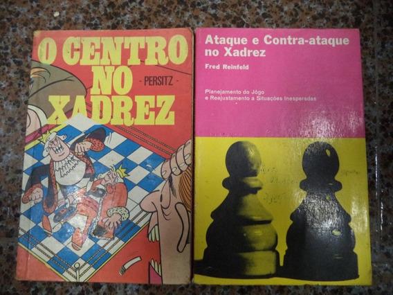 Livros De Xadrez/jogo Xadrez/partidas Feitas E Estudo