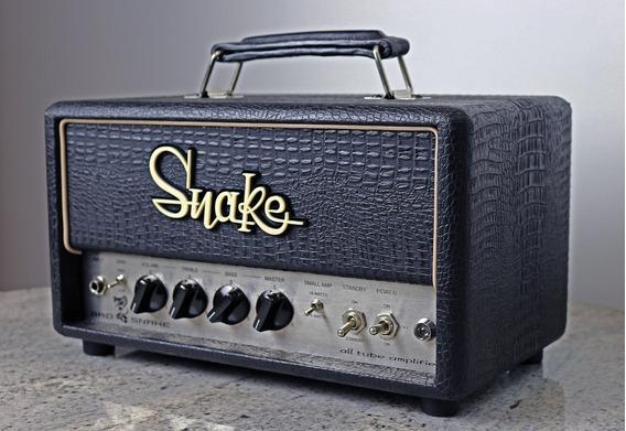 Amplificador Valvulado Snake Para Guitarra Bad Snake 18 2019