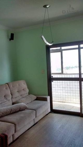 Apartamento Residencial À Venda, Mansões Santo Antônio, Campinas. - Ap14286