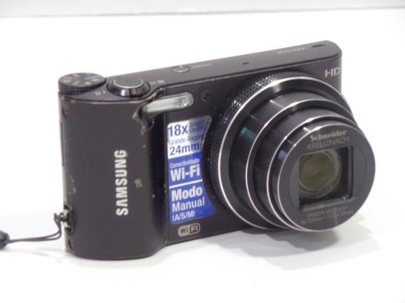 Camera Fotográfica Samsung Wb150f 14mp Barata + Brindes