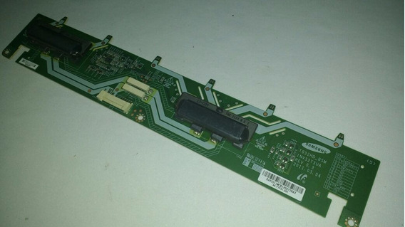 Placa Inverter Tv Samsung Modelo Ln32d403e2g
