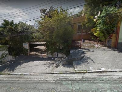 Terreno Em Pinheiros, São Paulo/sp De 500m² À Venda Por R$ 2.000.000,00 - Te59034