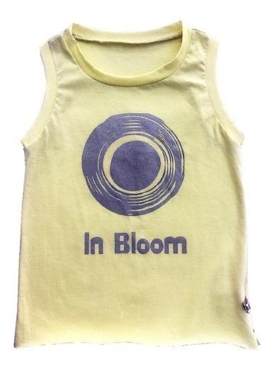 Musculosa In Bloom - 100% Algodon - Seasons In The Sun