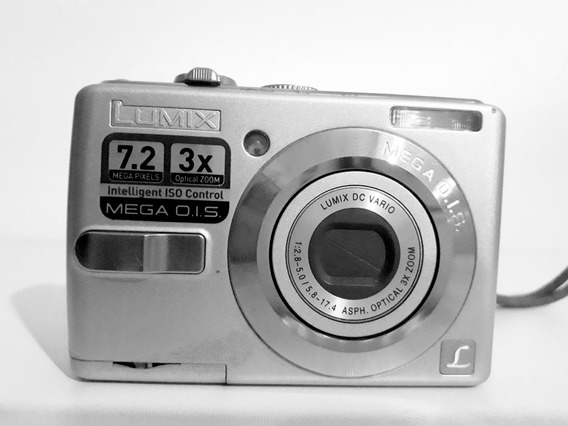 Câmera Digital Panasonic Lumix Dmc-ls70s 7mp