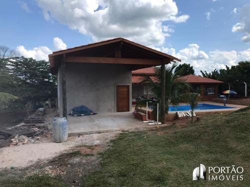 Imagem 1 de 15 de Chácara À Venda - Zona Rural, Bauru-sp - 4961