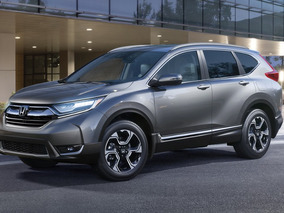 Honda Cr-v 1.5 Turbo Exl Cvt Full Automatica