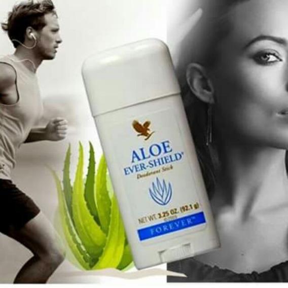 Desodorante Forever Ever Shield Sem Sais De Alumínio