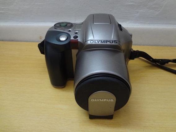 Câmera Fotográfica Analógica Olympus Ls20 Funcionando
