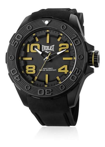 Relógio De Pulso Everlast Masculino Caixa Abs E618
