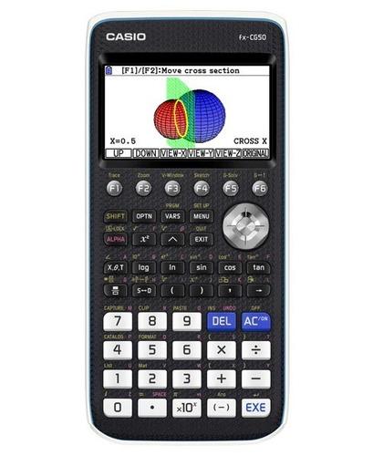 Calculadora Graficadora Casio Prizm Fx Cg 50 Original Nueva