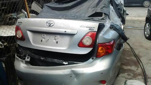 Sucata Toyota Corolla Peças 2012