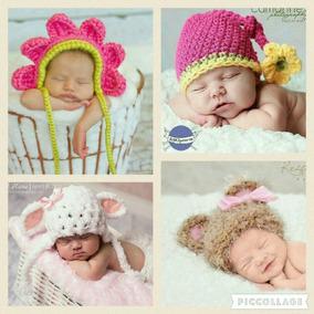 Acessórios Newborn Fotografia Kit 4 Peças