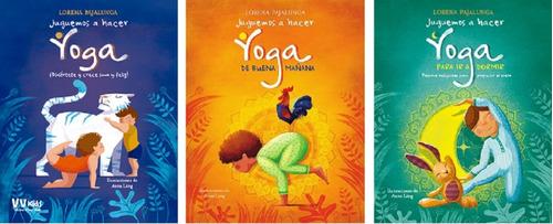 Imagen 1 de 4 de Paquete Juguemos A Hacer Yoga