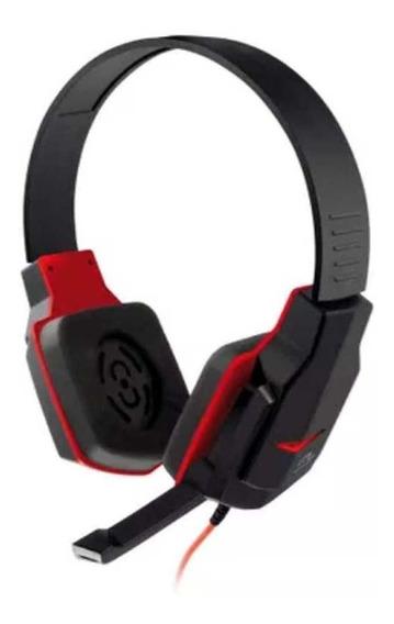 Fone De Ouvido Gamer Com Microfone Headset Ph073