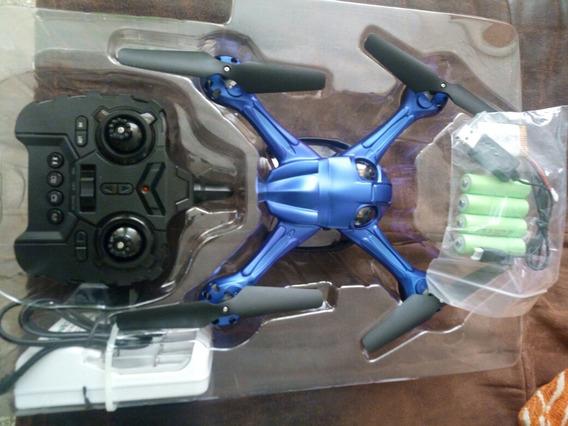Dron Zeraxa 2.4g Con Control Remoto Y Camara