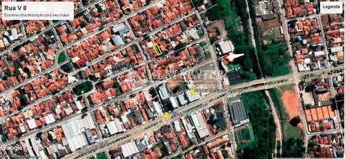 Terreno À Venda, 358 M² Por R$ 340.000,00 - Vila Rezende - Goiânia/go - Te0158