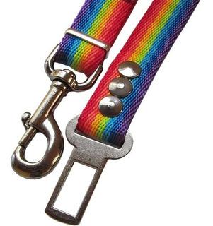 Cinturon De Seguridad Para Perros Reglamentario Correa Auto