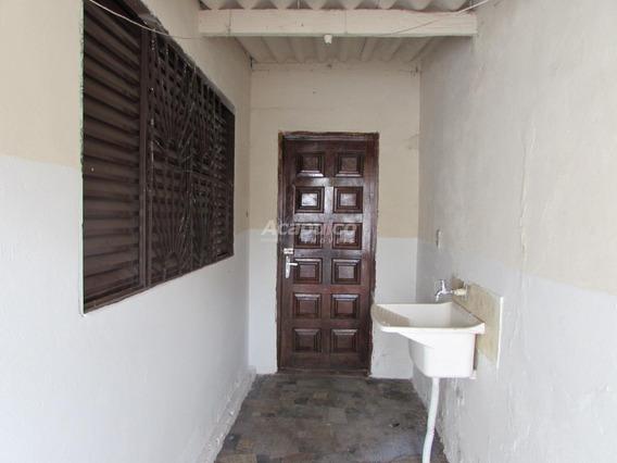 Casa Para Aluguel, 2 Quartos, Jardim São Paulo - Americana/sp - 710