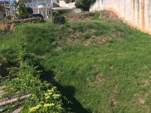 Imagem 1 de 5 de Ótimo Terreno Em Condomínio De Alto Padrão - Te0166
