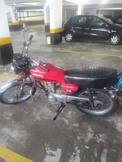 Honda Cg Bolinha Para Colecionador