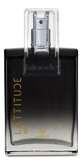 Perfume Lattitude City Masculino 100ml Original Lacrado