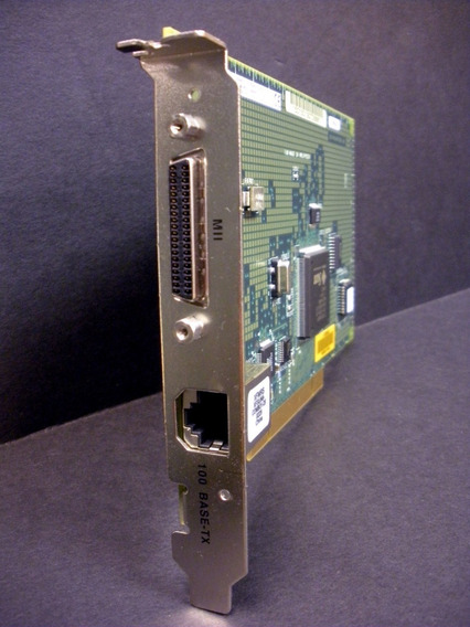 Placa Sun Fast Ethernet 10/100-base-tx Pci Adapter-pn. 501-5019
