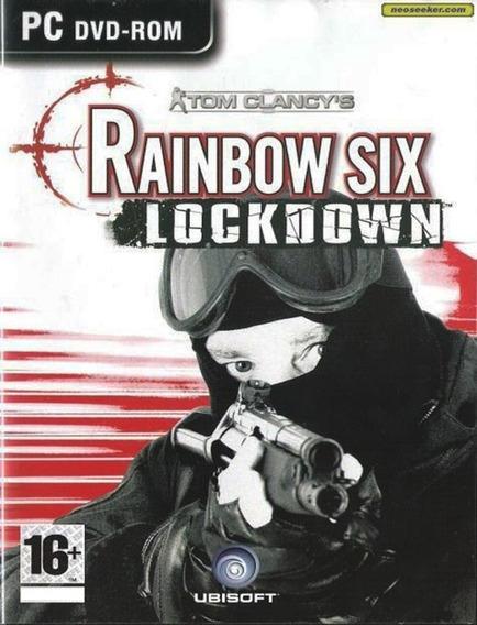 Tom Clancys Rainbow Lockdown Pc - Envio Rápido (uplay Key)