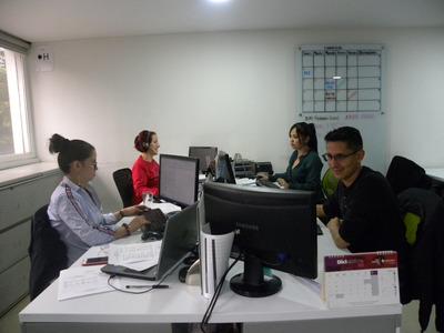 Puestos De Trabajo, Oficinas Privadas, Salón De Conferencias
