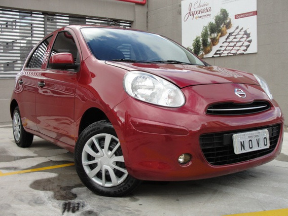Nissan March 1.6 S Completo 2013