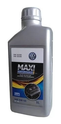 Oleo Original Volkswagen 5w40 Maxi Castrol 50200 G052167r2