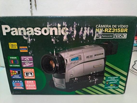 Filmadora Antiga Panasonic Rz 315, Leia A Descrição