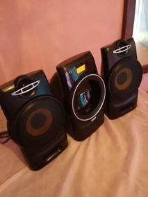 Equipo Sony Reproductor De iPod Y iPhone Y Cd