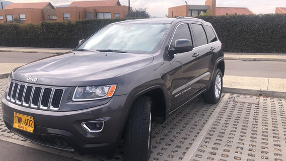 Jeep Grand Cherokee 3.6 Cc Laredo