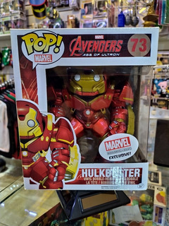 Funko Pop Hulkbuster Figura Exclusiva 6