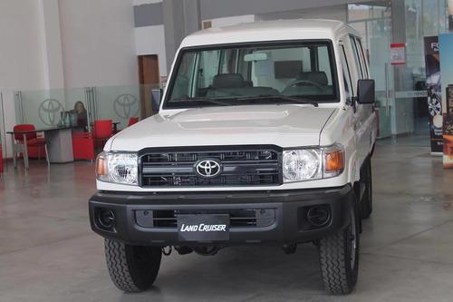 Toyota Land Cruiser 78 Cabinado - Entrega Inmediata