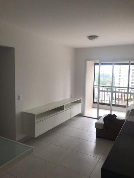 Apartamento Em Alphaville, Barueri/sp De 73m² 2 Quartos À Venda Por R$ 500.000,00 - Ap347240