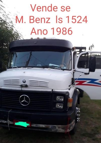 Mercedes-benz 1524
