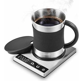 Cosori Hervidor Electrico Calentador Cafe + Mug