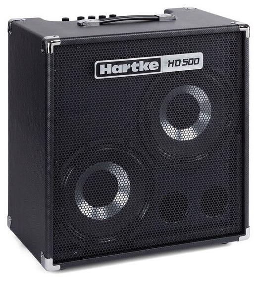 Hartke Hd500 Amplificador De Bajo 500 W Combo Hd 500