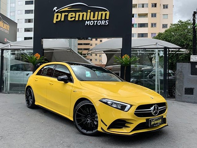 Mercedes-benz A 35 Amg 2.0 Cgi Gasolina Launch Edition