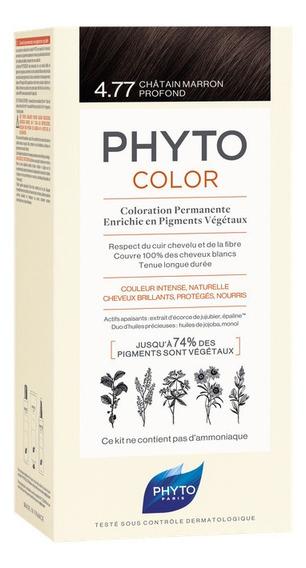Phytocolor 4.77 Castaño Marron Oscuro