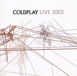 Tnms Cd Coldplay ¿ Live 2003 Cd+dvd