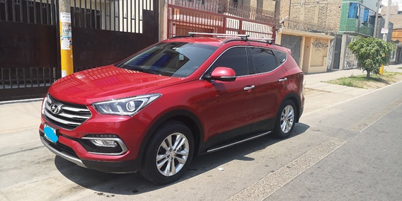 Hyundai Santa Fe Modelo 2017, Uso Particular Gerencial