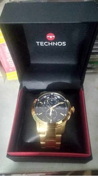 Relógio Technos Grandtech Masculino 6p57aa/4p