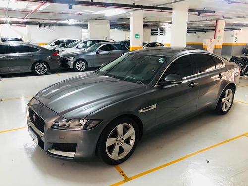 Jaguar Xf 2017 2.0 Si4 Prestige 4p