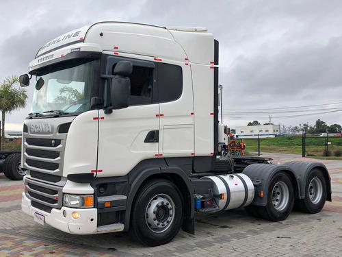 Scania R440 18 6x4 Com Retarder E Automático No Cavalo=g480
