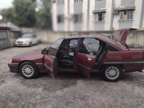 Chevrolet Omega Sedã